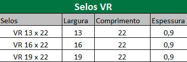 selos-VR-tabela